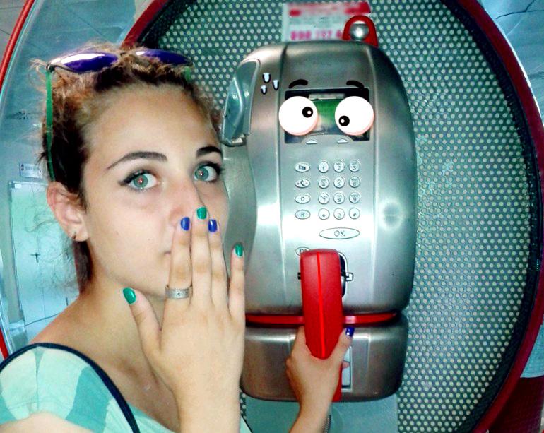 telefono vivente