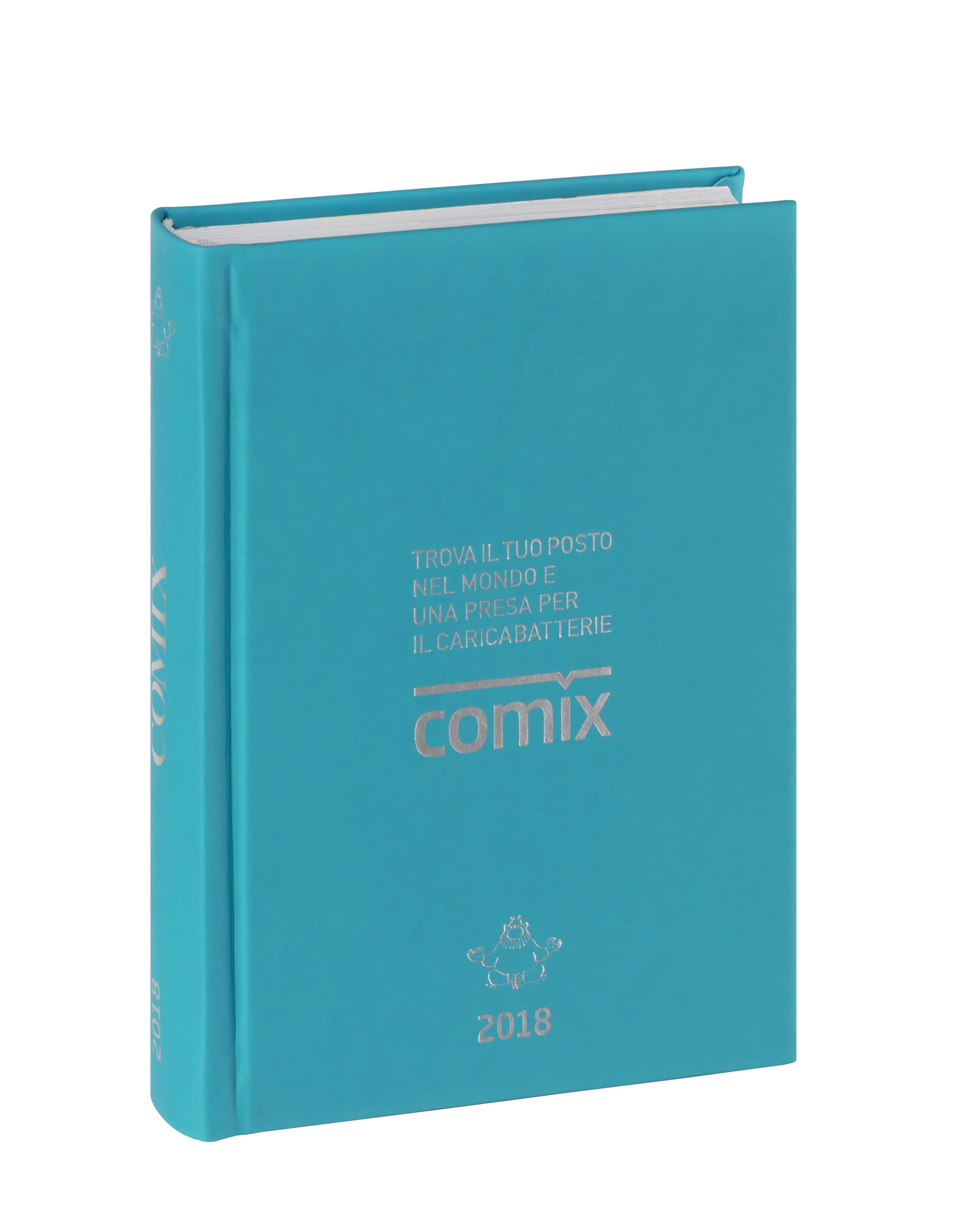 Comix Soft Youch Turquoise