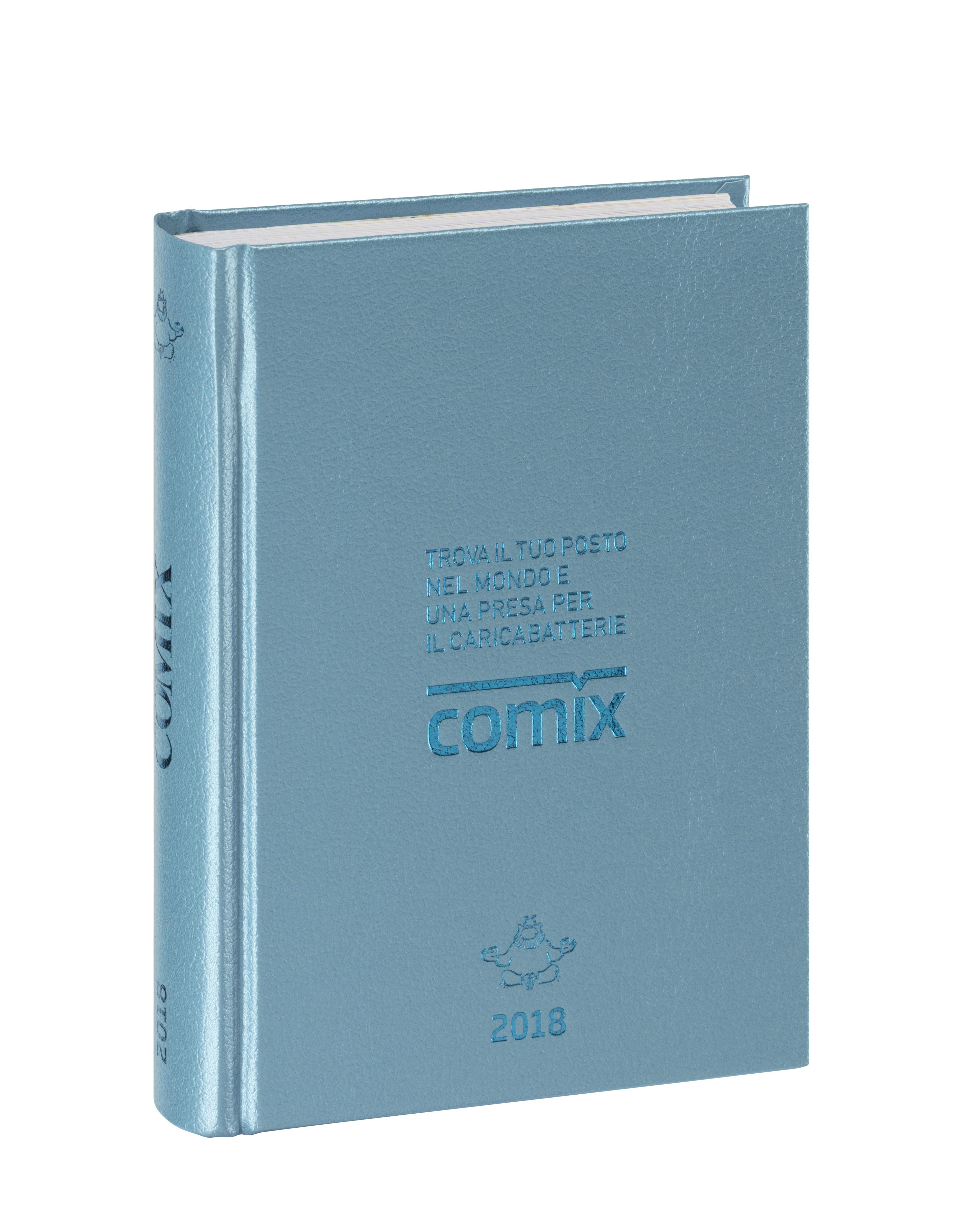Comix Classic Pearl Light Blue